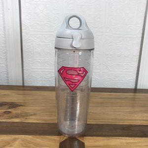 Supergirl Tervis 24 oz water bottle